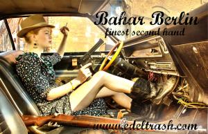 BAHAR BERLIN EDELTRASH- Second Hand Store für Klamotten, Möbel & gute Laune in Moabit
