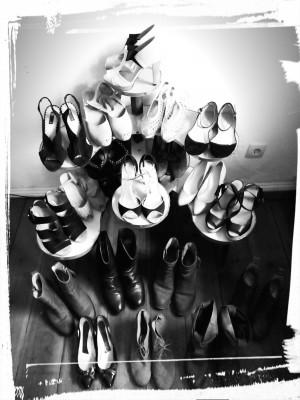 Schuhe, Schuhe, Schuhe…wir verkaufen & nehmen Eure trendigen Treter in Kommission!